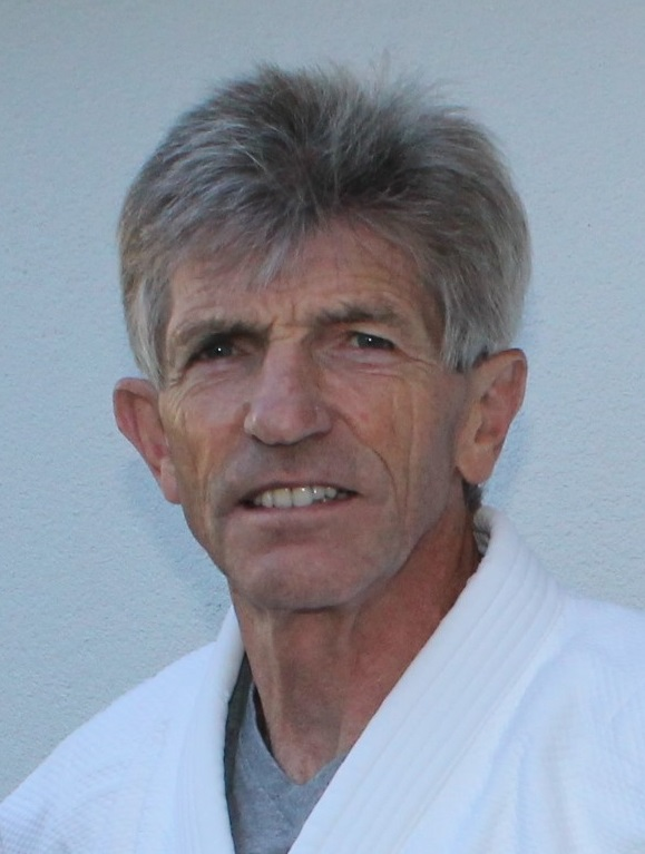 Karl-Heinz Kiefer Judo Trainer